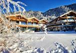 Hôtel 5 étoiles Combloux - Au Club Alpin-1