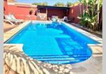 Location vacances Chiclana de la Frontera - Villa Chiclana Tropical-4