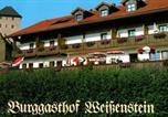 Hôtel Bodenmais - Burggasthof Weißenstein-1