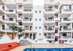 Location vacances Vagator - Apartment with pool in Vagator, Goa, by Guesthouser 66918-4