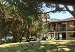 Hôtel Whitianga - Half Moon Bay Motel-2