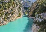 Camping avec Piscine Castellane - Camping Les Lavandes-1