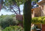 Location vacances Villelaure - –Holiday home Roqueventrenne-4