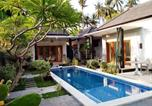 Location vacances Banjar - Cozy nice Family Villa fully furnished with 3 bedrooms and indoor 3 bathrooms.-4
