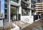 Hôtel Auckland - The Sail Apartment on Vincent-1