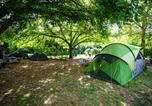 Camping La Romieu - Camping Sites et Paysages Saint-Louis-3