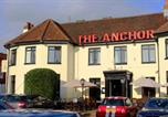 Hôtel Woking - The Anchor Hotel-3