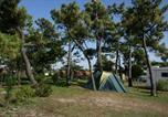 Camping avec Bons VACAF Camiers - Camping Les Galets de la Mollière-4