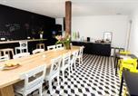 Hôtel Noordoostpolder - The Black Sheep Hostel-3