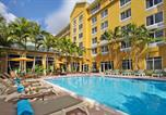 Hôtel Fort Lauderdale - Hilton Garden Inn Ft. Lauderdale Airport-Cruise Port-2