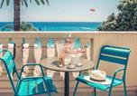 Hôtel 4 étoiles Cap-d'Ail - Mercure Nice Marché Aux Fleurs-1