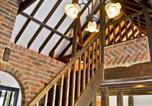 Hôtel Sedlescombe - Quince Cottgae-4