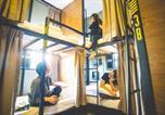 Hôtel Tanah Rata - Traveller Bunker Hostel 1-2