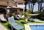 Location vacances Campanario - Villa with 5 bedrooms in Santa Amalia with wonderful mountain view private pool enclosed garden-1