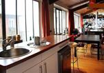 Location vacances Pantin - Loft character with a view of court-2