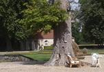Hôtel Trouhans - Château de Bressey-3