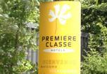 Hôtel Montrozier - Premiere Classe Rodez-3