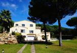 Location vacances Santa Cristina d'Aro - Bell-Lloch Villa Sleeps 8 Pool Wifi-3