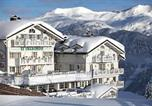 Hôtel 4 étoiles Aime - Hotel Le Chabichou-1