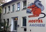 Hôtel Raeren - Hostel Aachen-1