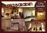 Location vacances Lequio Tanaro - Casa Baladin camere di Charme e Agronidi dell'Open Garden-2