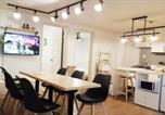 Location vacances Incheon - Hongdae Mainstreet Two Room House-1