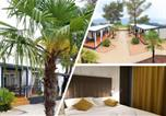 Villages vacances Murter - Dalmaris camp - prestige mobile homes Biograd na Moru-2