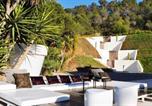 Location vacances Sant Josep de sa Talaia - Playa d'en Bossa Villa Sleeps 12 Pool Wifi-2