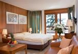 Hôtel Albinen - Hotel Helvetia Intergolf-4