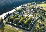 Camping  Acceptant les animaux Lorraine - Camping de la Moselle-1