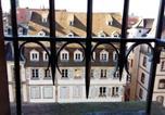 Location vacances  Bas-Rhin - Les appartements Place de la Cathédrale-4