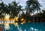 Villages vacances Jagna - Anda White Beach Resort-2