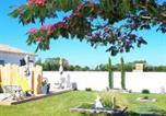 Hôtel Châtelaillon-Plage - Le 16, Vos Chambres d'Hôtes avec terrasses privées-4
