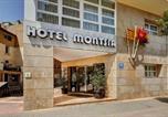 Hôtel Deltebre - Hcc Montsia-3