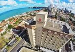 Hôtel Natal - Best Western Premier Majestic Ponta Negra Beach-1