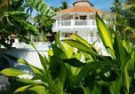Hôtel République dominicaine - Villa María Ecology-1