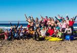 Hôtel Caleta de Famara - Red Star Surf & Yoga Camp Lanzarote-4