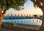 Villages vacances Γάζιον - Silva Beach Hotel-1