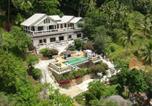 Villages vacances Lipa Noi - Jungle Emerald Rock Luxury Villa-2