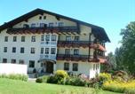 Hôtel Bad Kötzting - Gasthof zur Alten Post-3
