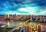 Hôtel Chongqing - Kaixuan Aparthotel-1