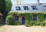 Location vacances Pleumeur-Bodou - Two-Bedroom Holiday Home in Perros Guirec-3