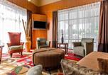 Hôtel Stockbridge - Comfort Suites Stockbridge-4