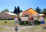 Camping avec Piscine Samoëns - Camping La Pinède - Excenevex-3