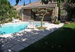 Location vacances Maubec - Holiday Home La Croix du Puits-4