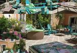 Hôtel Pons - Chambre d'Hôtes La Grenade Bleue-2
