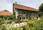 Hôtel Yverdon-les-Bains - Bnb Yoko et Michel Adam-4