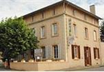 Hôtel Saint-Galmier - Hôtel L'Astrée-1