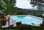 Location vacances Massa Martana - Panoramic farmhouse with swimming pool-2