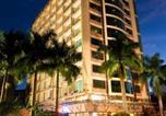 Hôtel Yangon - Panda Hotel-1